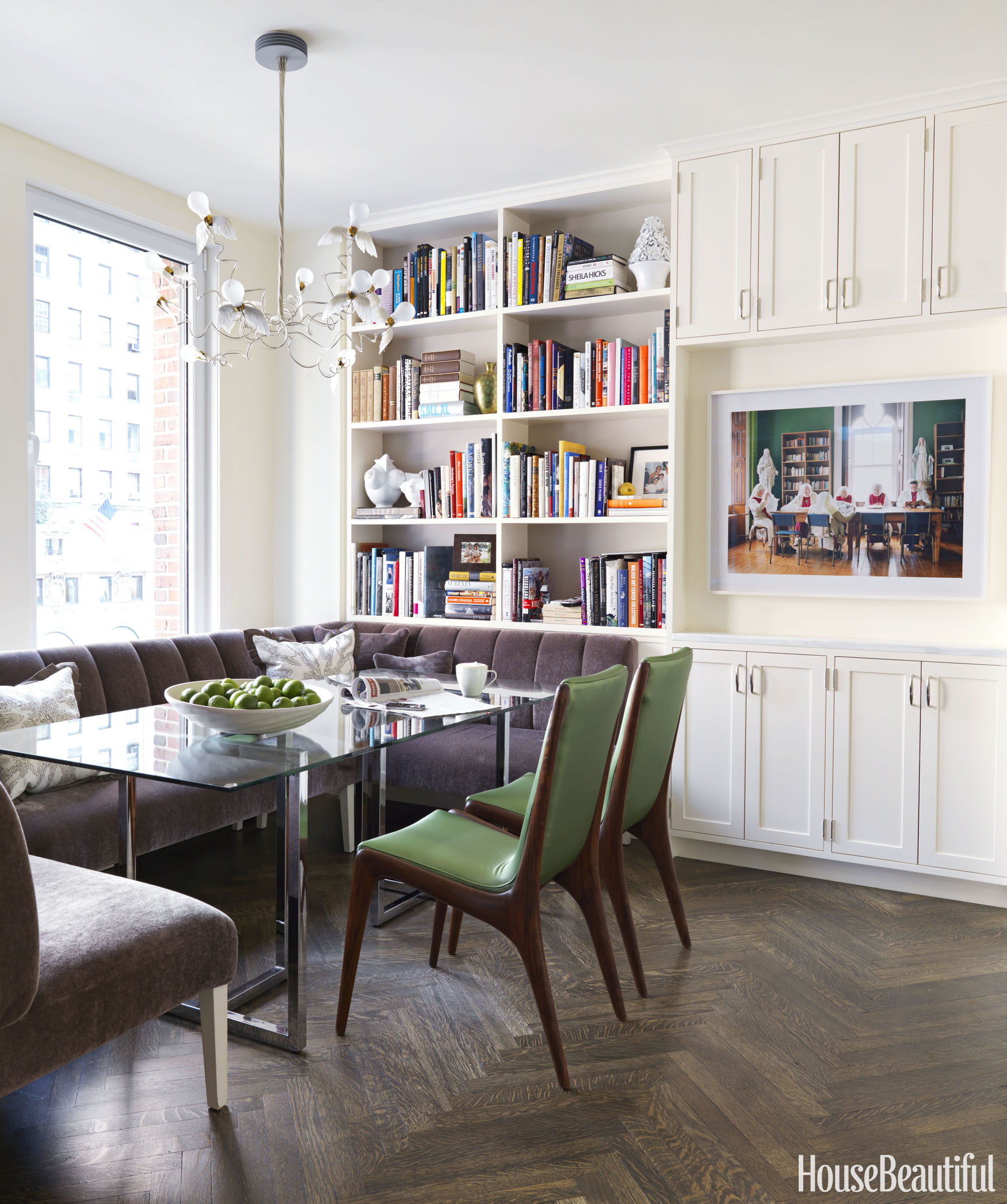Kitchen Nooks: 41 Breakfast Nook Ideas