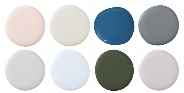 Mesmerizing 10 Timeless Paint Colors Design Inspiration