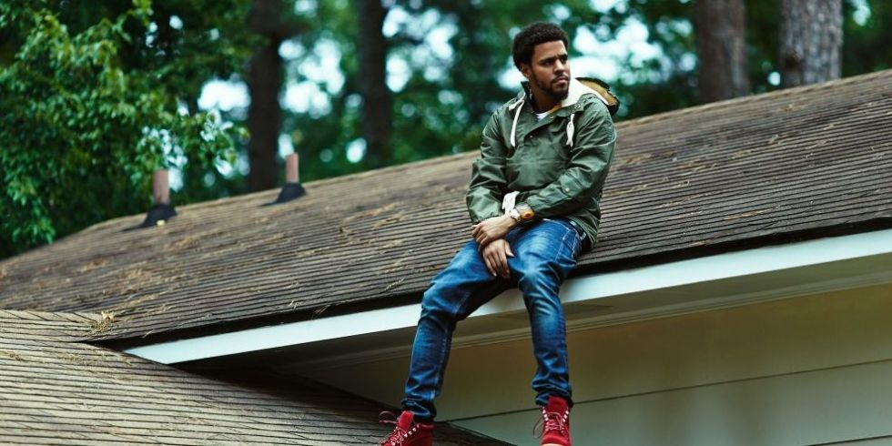 J Cole Wants To Do Something Incredible With His