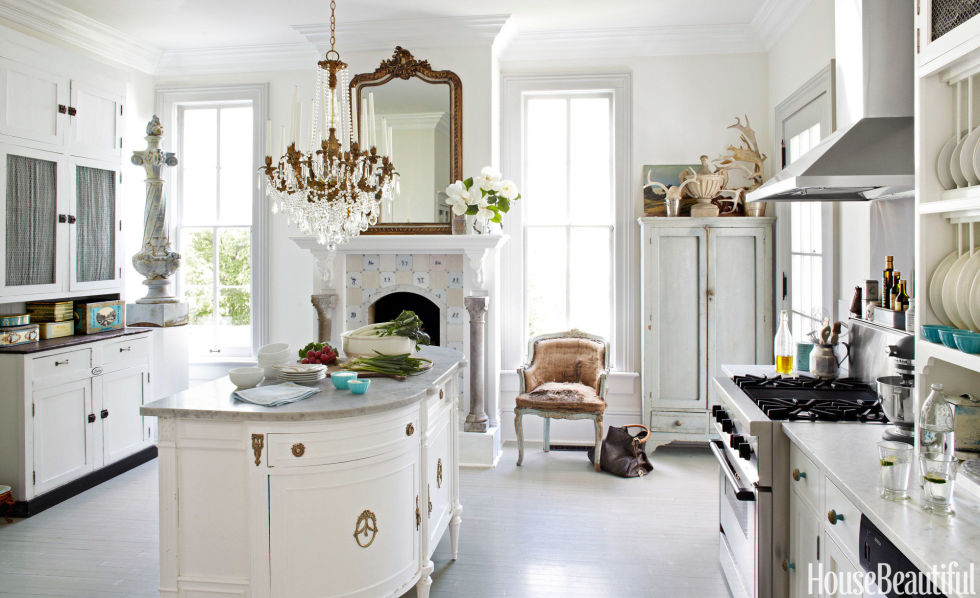 lovely Great Kitchen Designs #1: Dutch-Inspired