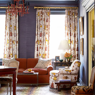 Designer Meg Braff Shares Her Best Wallpaper Tips And Tricks.