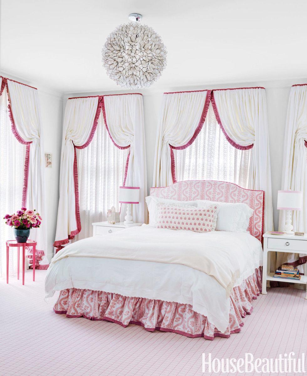 Pink bedroom decoration - Pink Bedroom Decoration 53