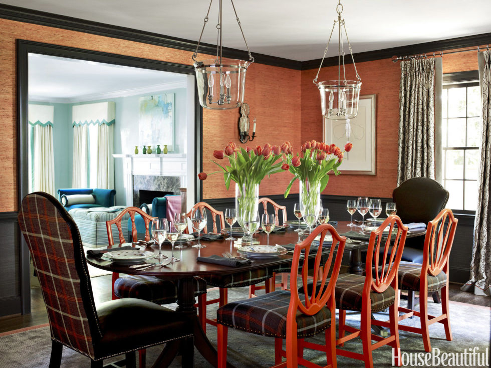 Colorful North Carolina House - Lindsey Coral Harper Interior Design
