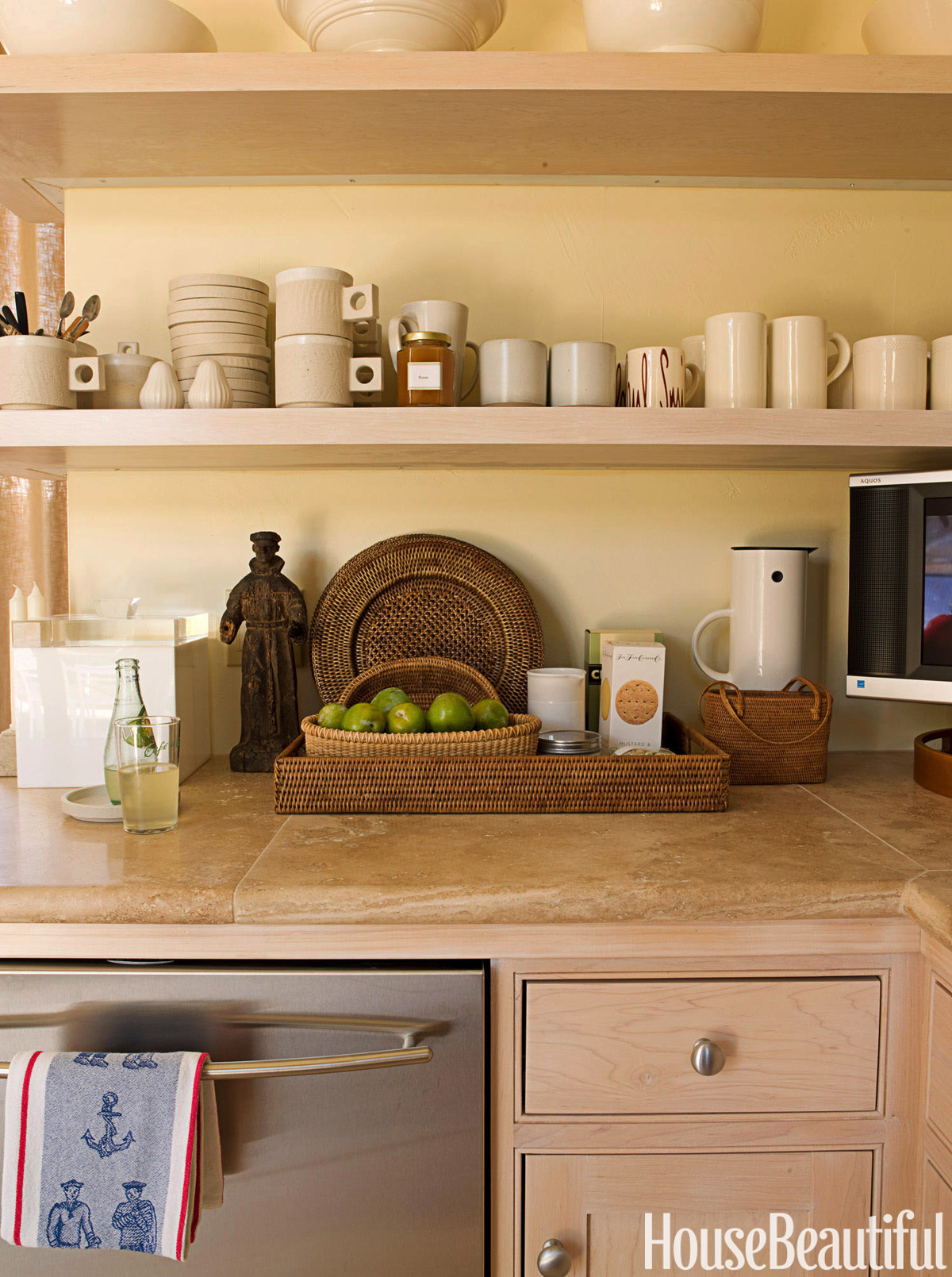 Small kitchen design ideas remodeling ideas for small kitchens - Small square kitchen design ideas ...