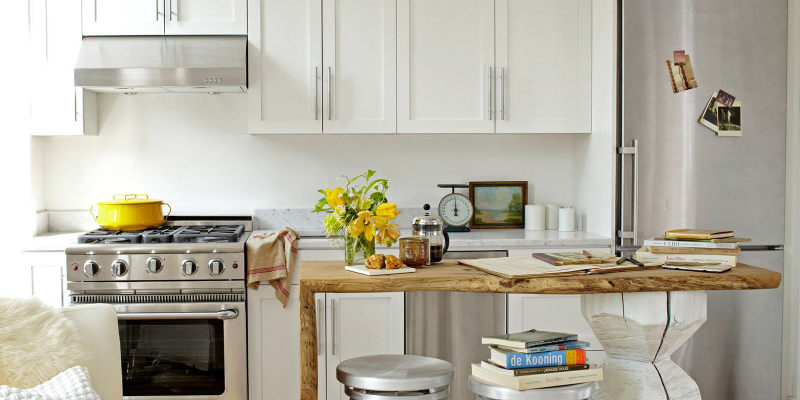Apartment Kitchen Design #25: Good Storage Ideas For Small Apartment ...