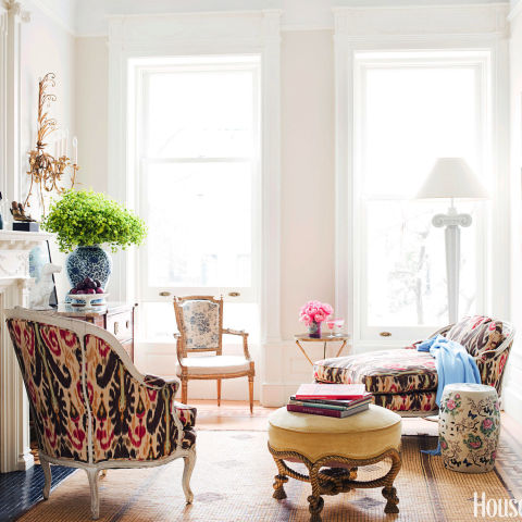 Jonathan Berger 39 S Small And Flirty New York Townhouse