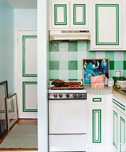 40 Small Kitchen Design Ideas: 40 Kitchen Cabinet Design Ideas
