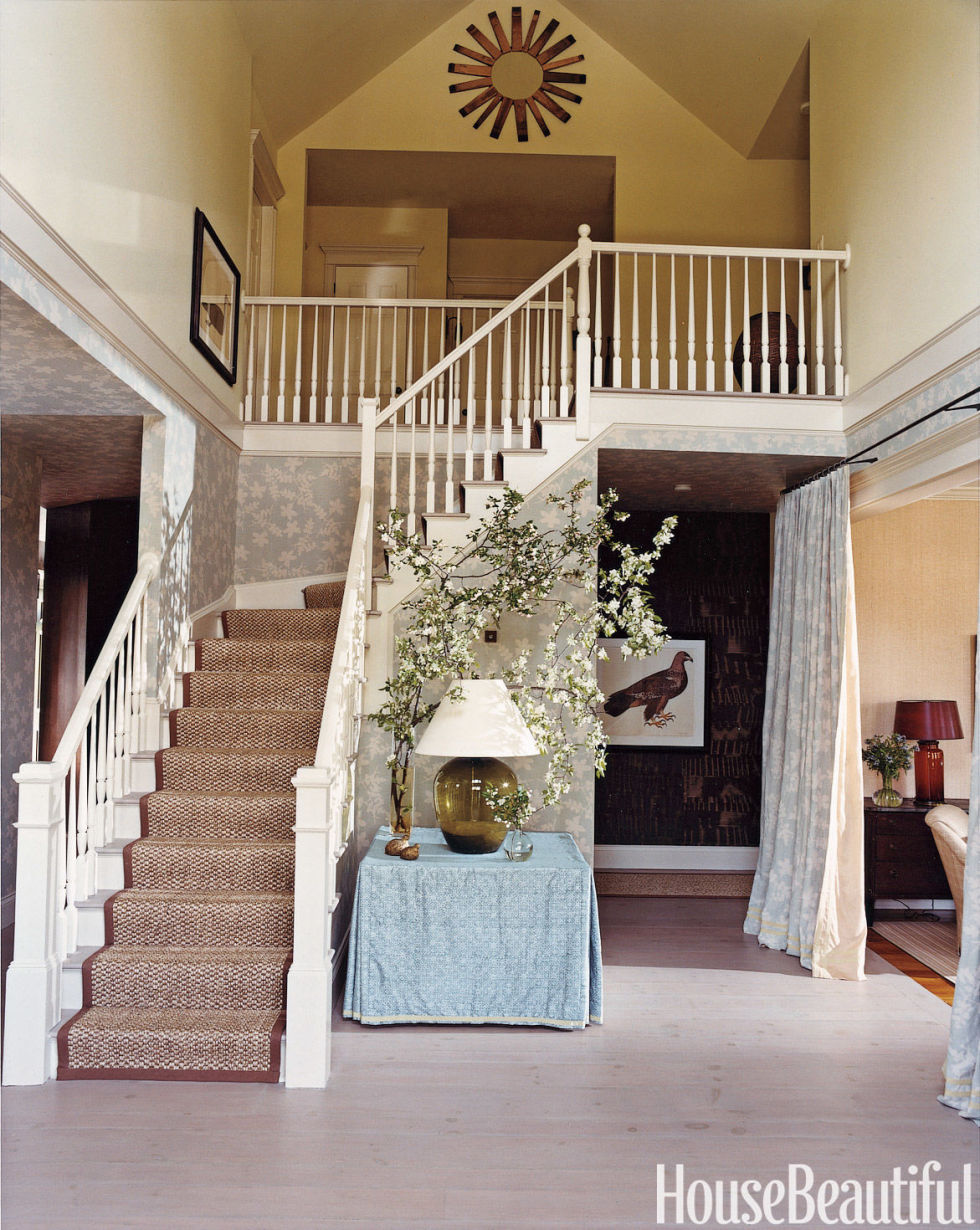 70+ Foyer Decorating Ideas   Design Pictures Of Foyers   House Beautiful