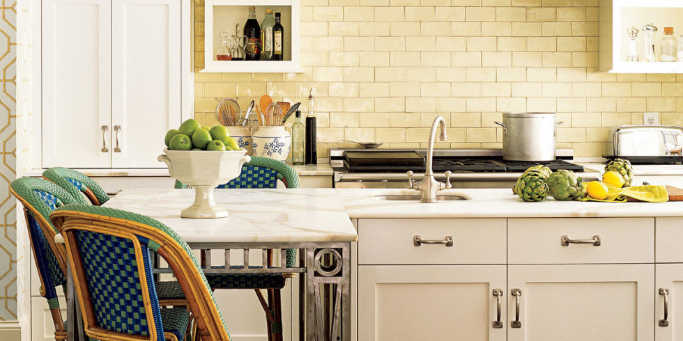 How Do I Decorate A Small Kitchen - Small Kitchen Design Ideas