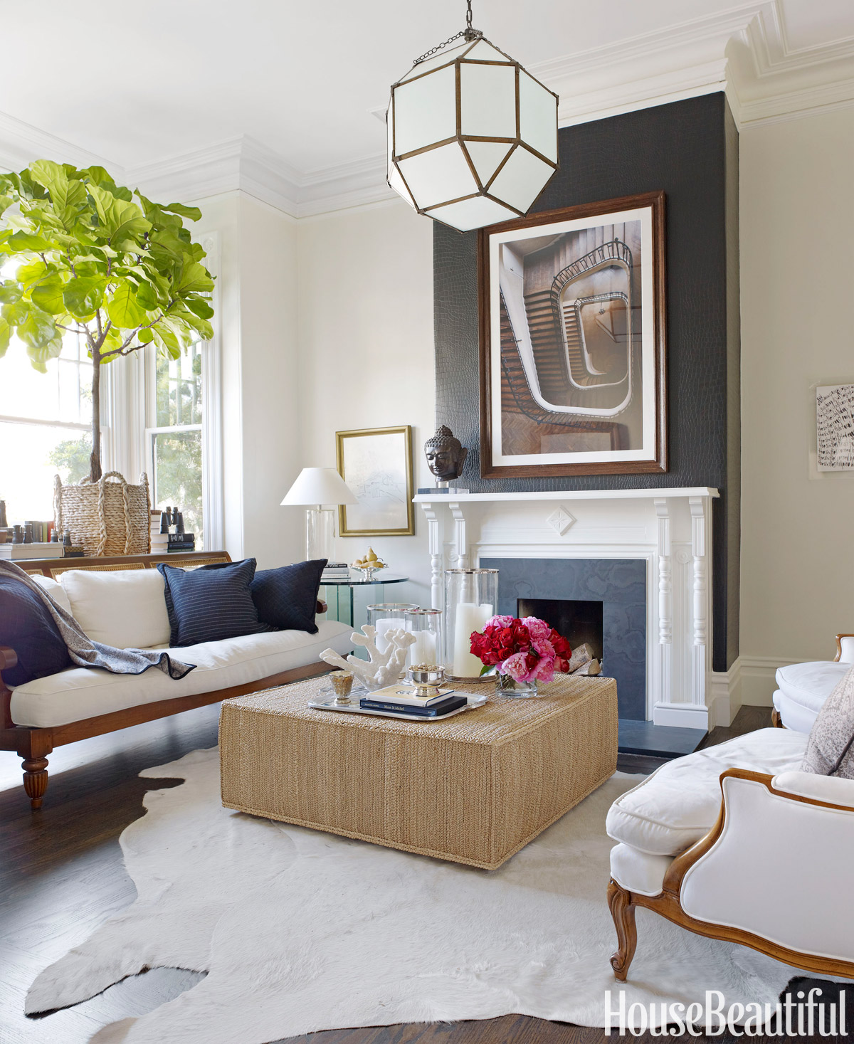 Modern Living Room San Francisco Best Interior Design 12: Ken Fulk Victorian Home Decor