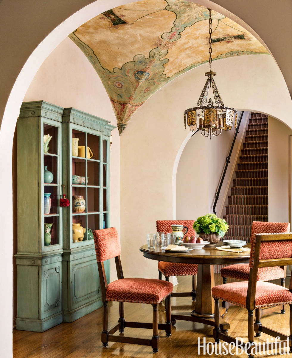 1920s spanish colonial revival house