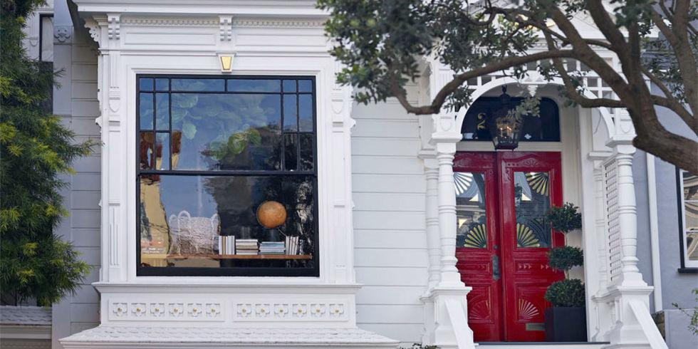 Ken Fulk Victorian Home Decor
