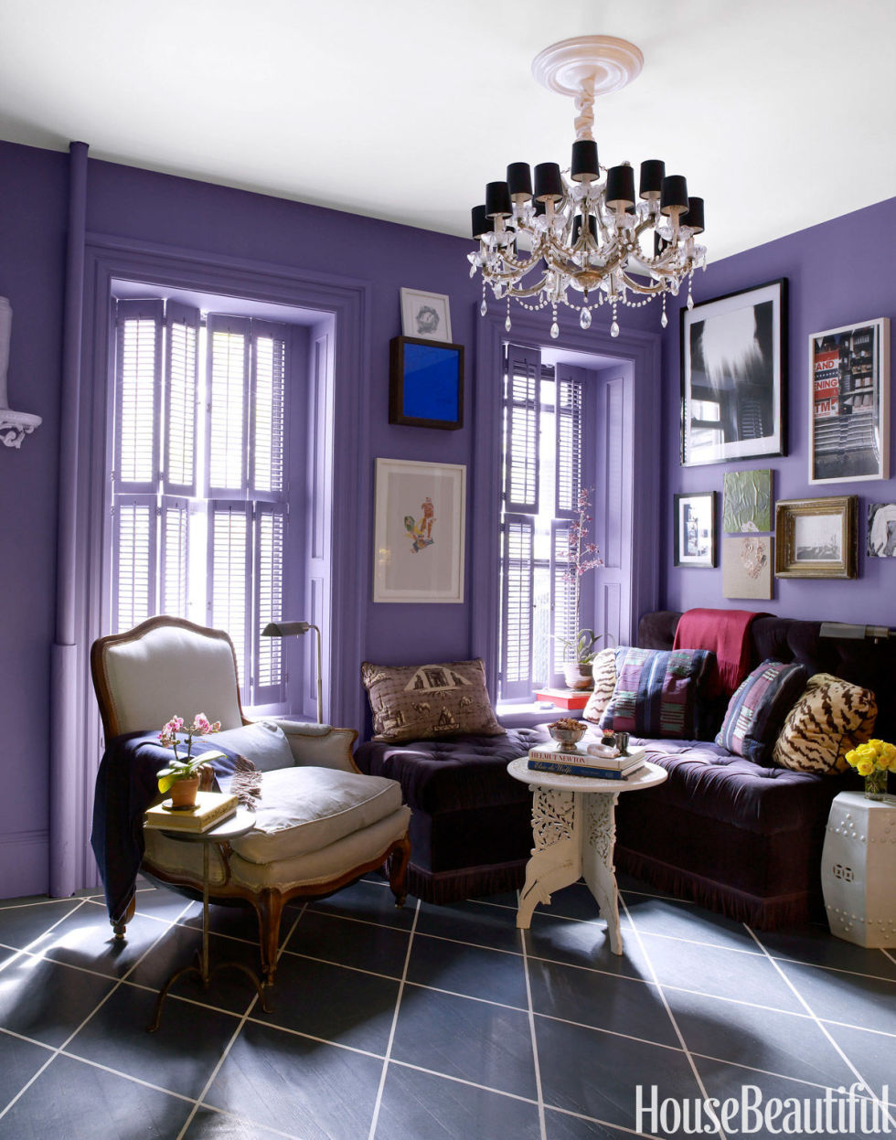 12 best living room color ideas paint colors for living rooms - Colorful Living Room