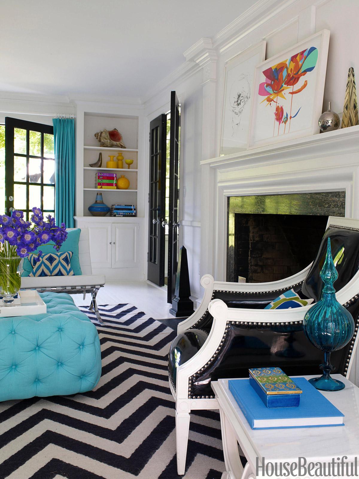 Jonathan Adler Designs A Modern Westchester Home