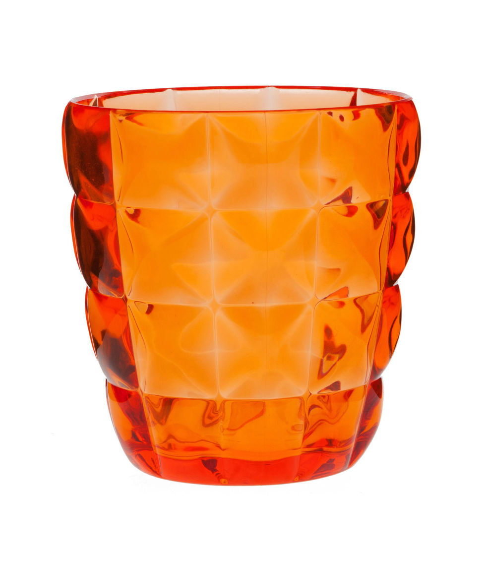 bright orange home accessories