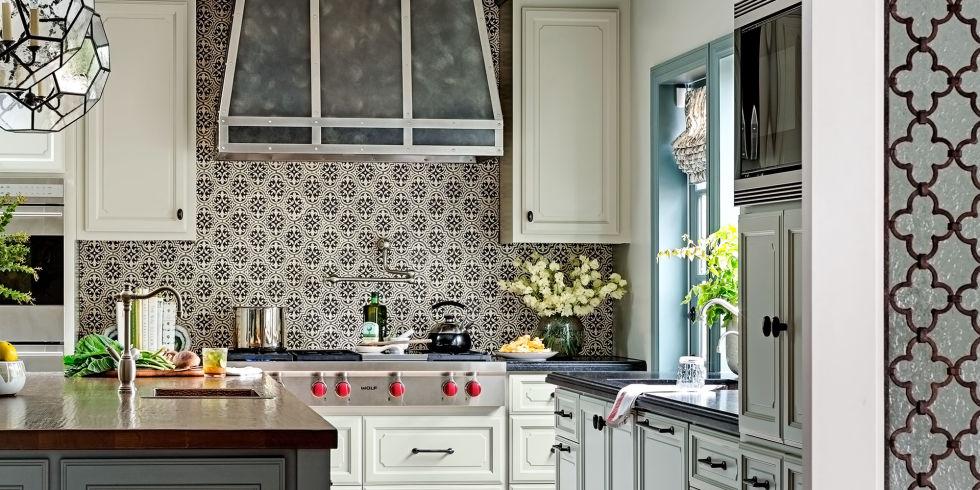 House Beautiful Kitchens california cool kitchen