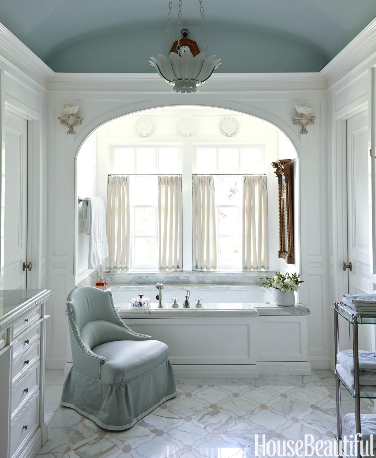 Bathroom Art Ceiling: Ceiling Decorating Ideas