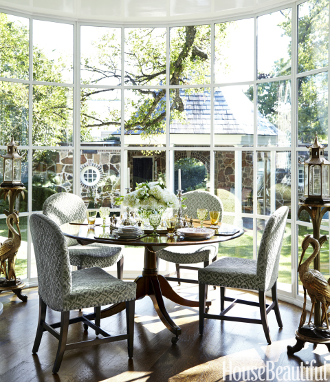 This Dallas House Is Traditional Decorating At Its Finest