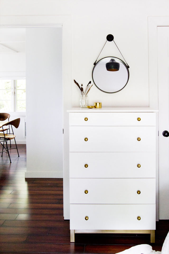 . 13 Furniture Makeovers You Won t Believe Began with IKEA
