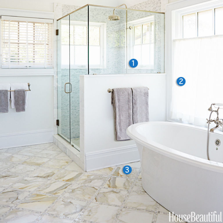 Bathroom Makeovers Tv Shows 3 quick fixes to refresh your bathroom