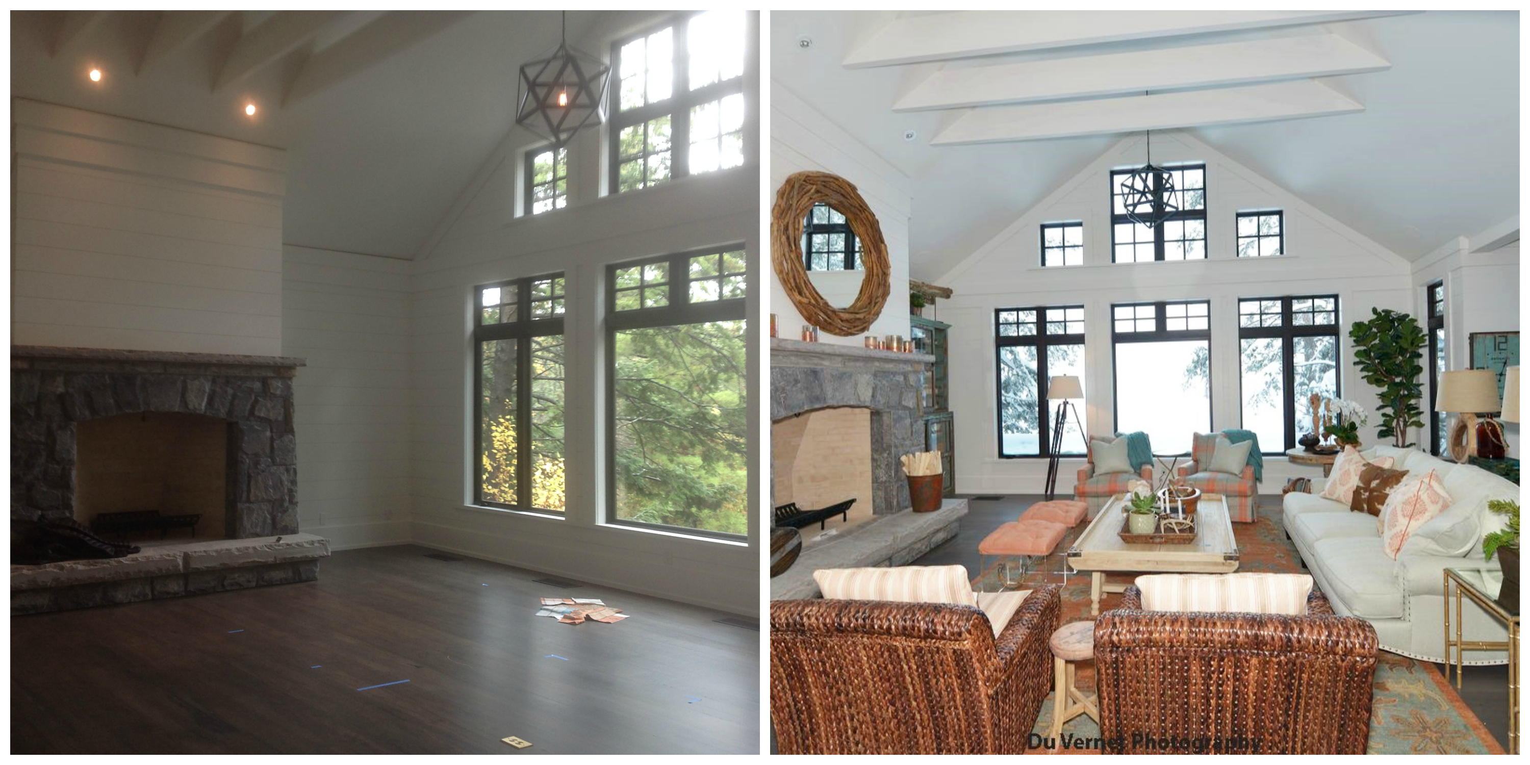 How To Make A Room With High Ceilings Cozy