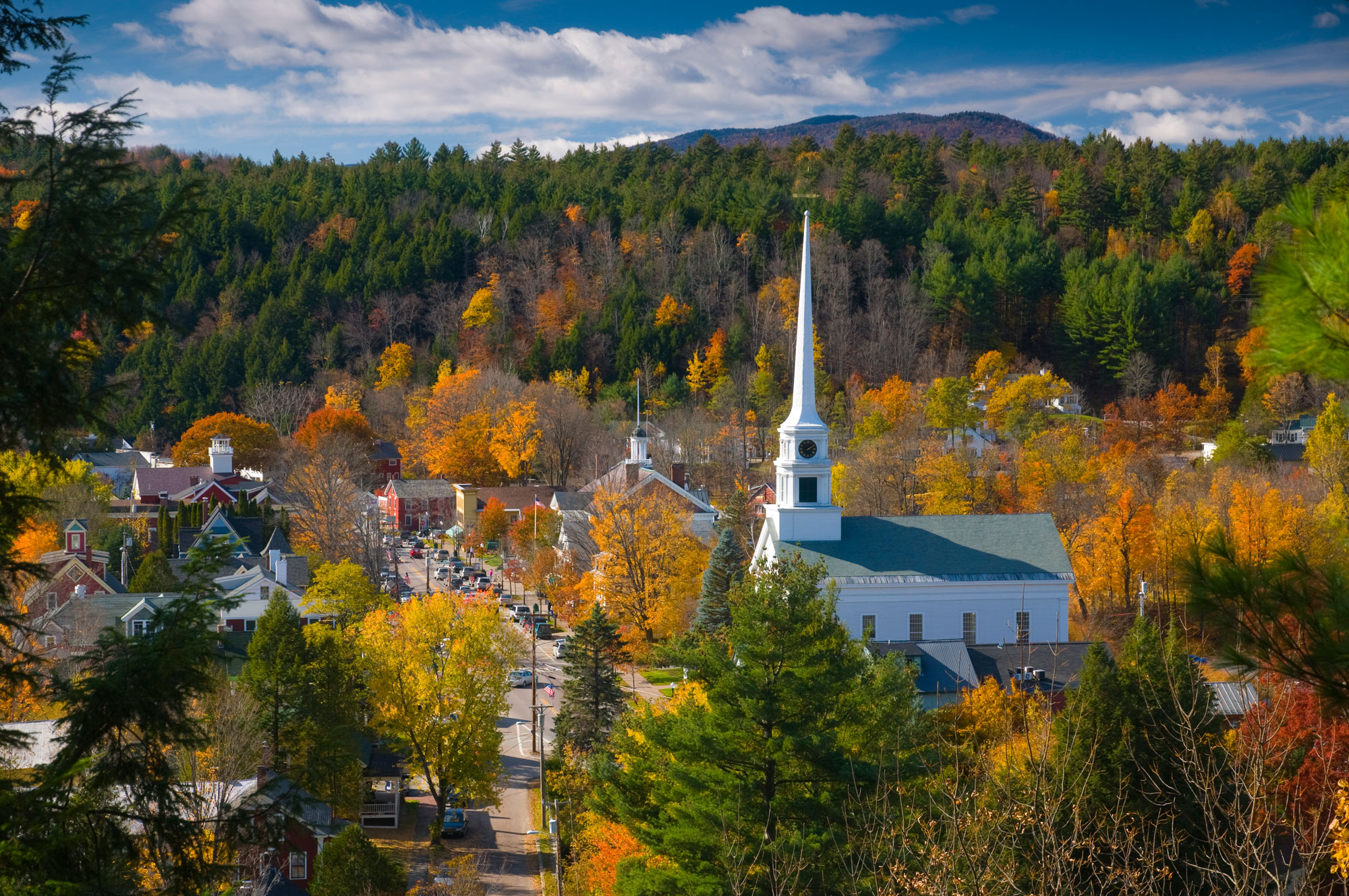 Best Small Towns In America Prettiest Small Towns In America