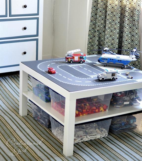 10 genius toy storage ideas for your kid's room - diy kids bedroom