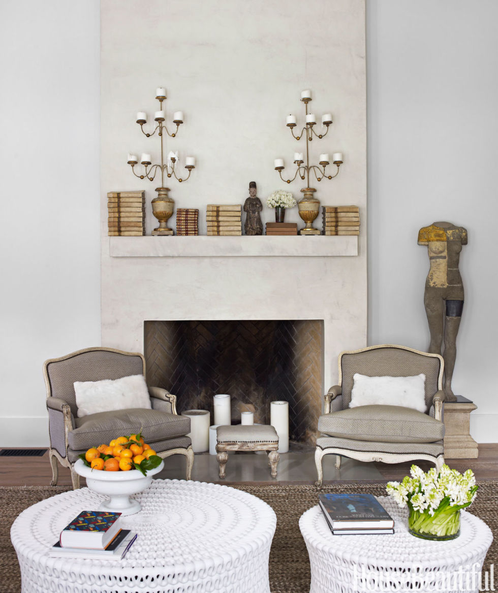 Decorate Fireplace 12 brilliant things to do with your non-working fireplace