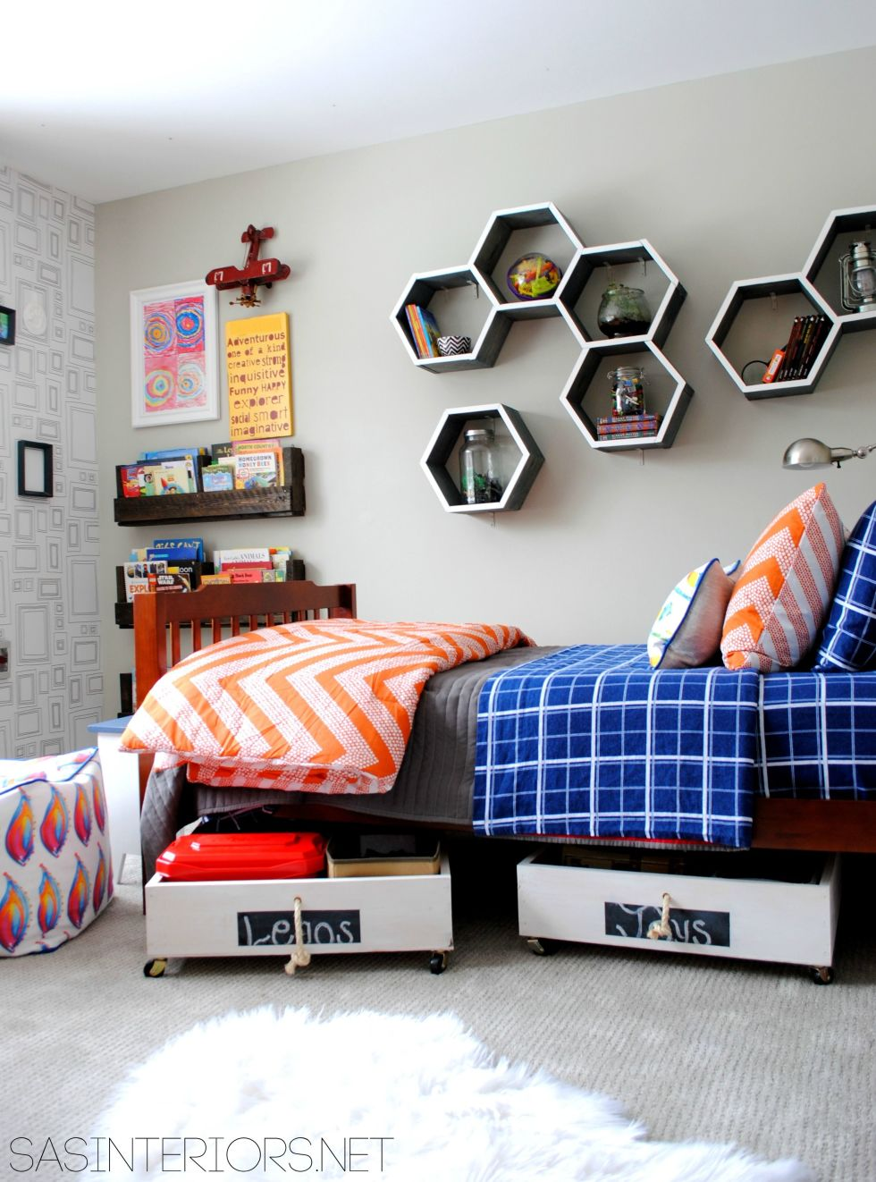 Shelves Childrens Bedroom 10 Genius Storage Ideas For Your Kids Room