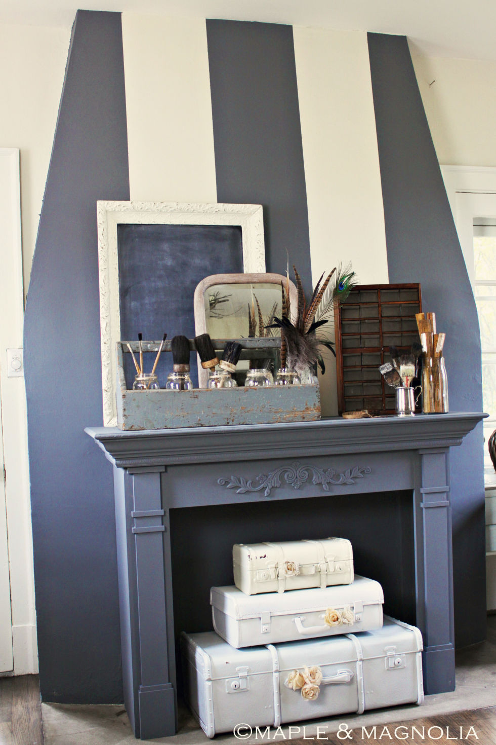 12 Brilliant Things to Do With Your Non-Working Fireplace