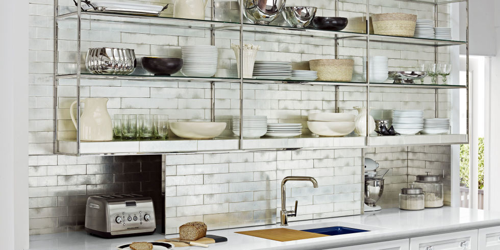 Open Shelving For Kitchen Real Estate Sales