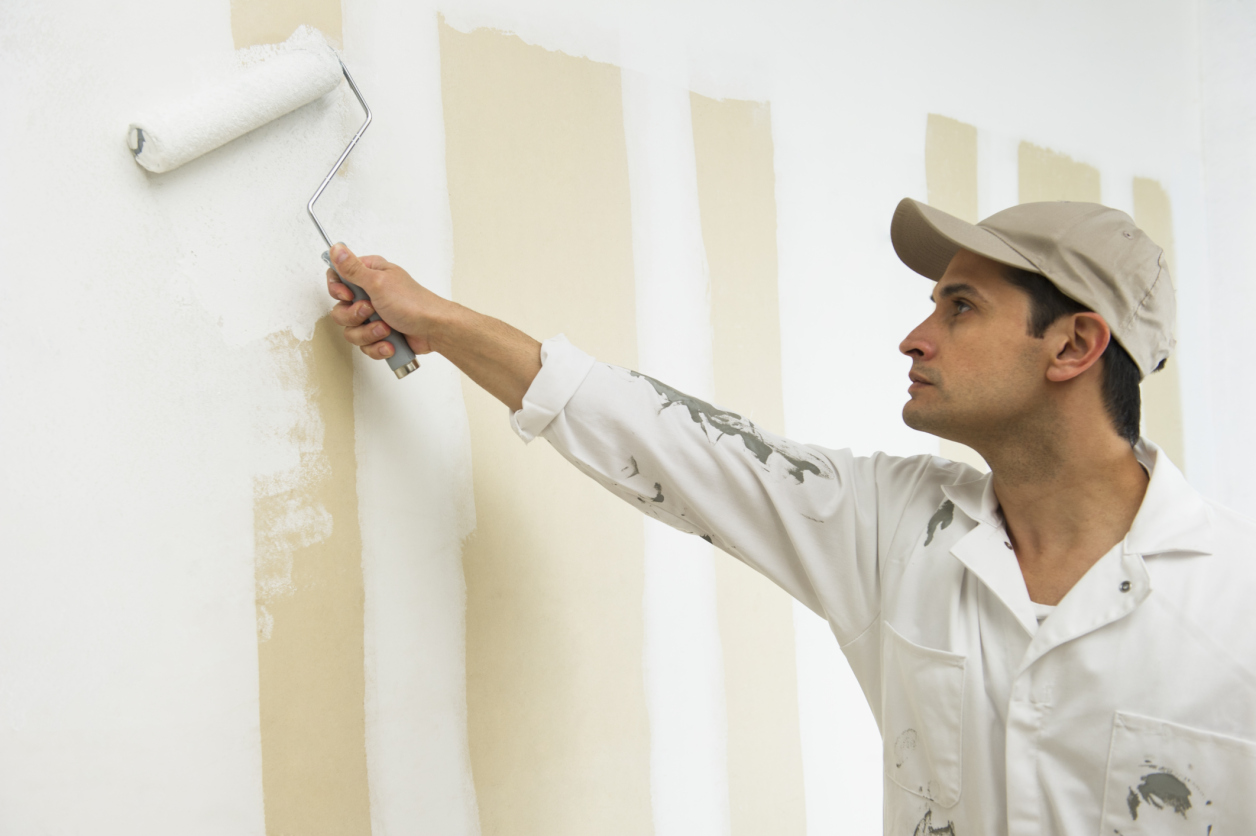 Painter advice tips what your painter wants you to know House beautiful com kitchens