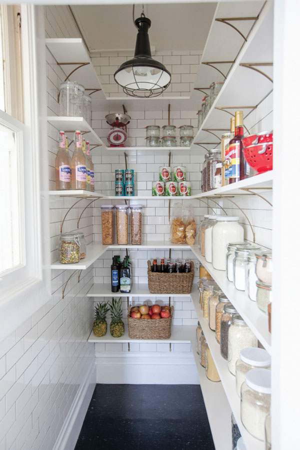 dream house pantries stylish pantry ideas - Kitchen Pantries Ideas