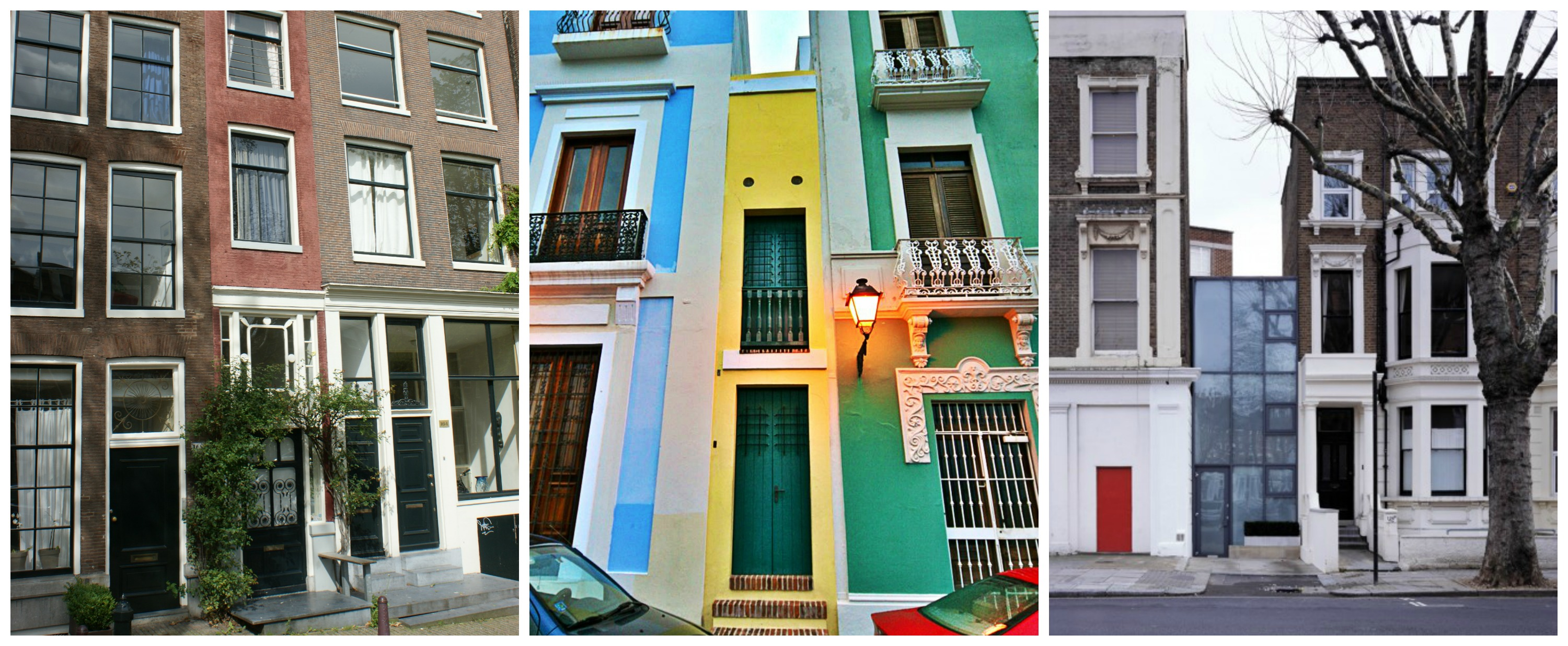 Skinny Houses Around The World World S Narrowest Houses