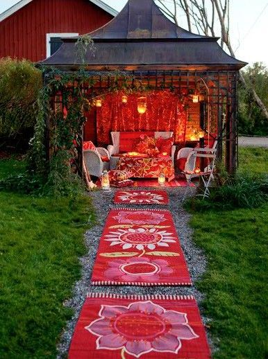 She Sheds Trend Garden Shed Decorating Ideas