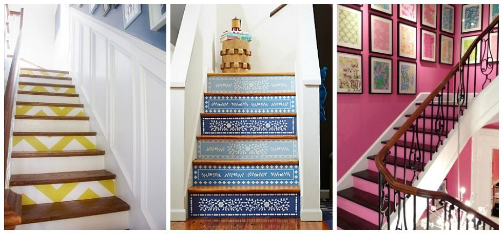 Staircase Decorating Ideas Stair Designs