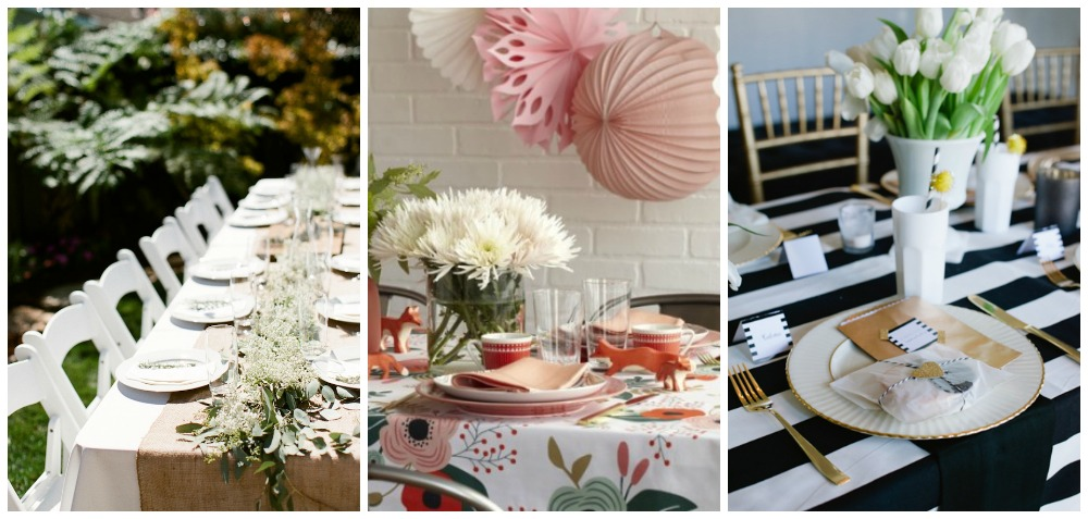 baby shower centerpieces and table decorations tablescape ideas for