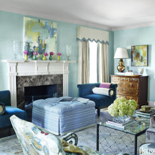 Ideas For Your Living Room Yes You Can Go Bold In This Space