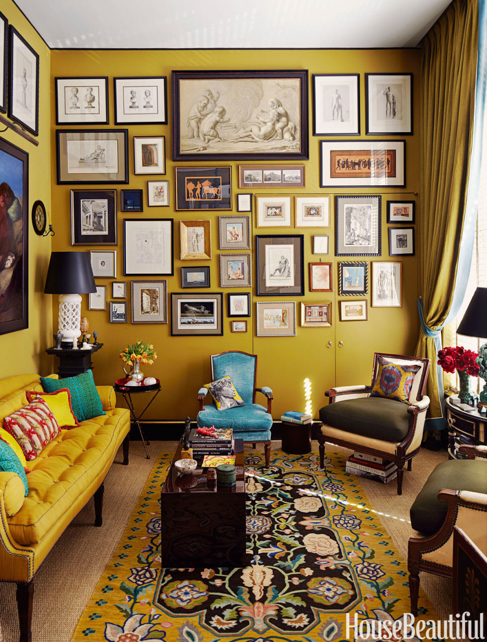 Living Room Decorating Ideas Yellow Walls 11 small living room decorating ideas - how to arrange a small