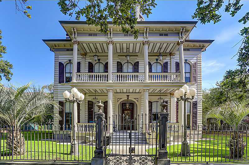 Anne Rice S New Orleans Mansion Unique House Tours