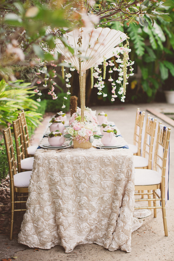 Bridal Shower Tablescape Ideas How To Decorate For A