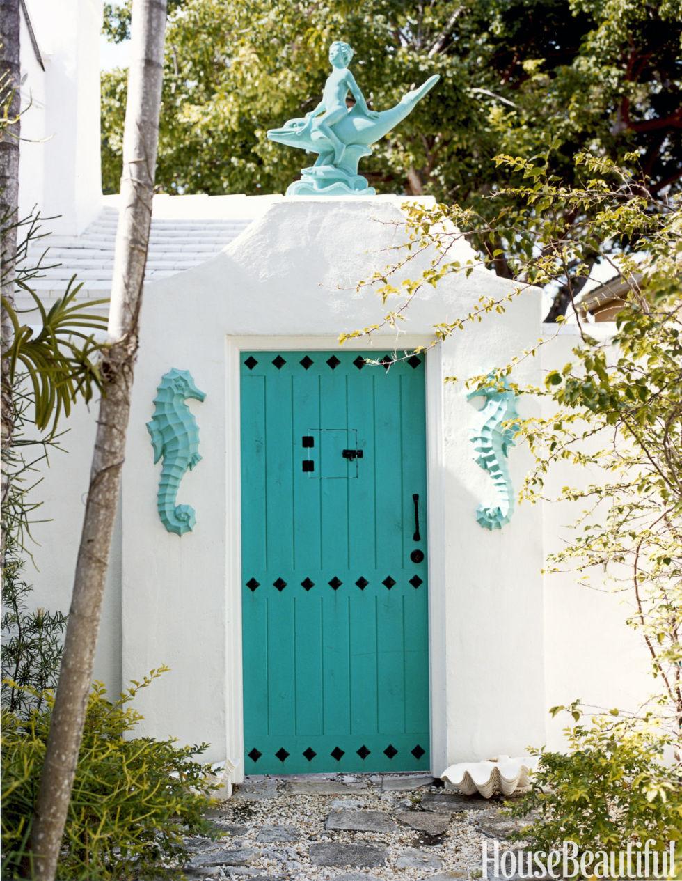 Painted front door designs - Painted Front Door Designs 23
