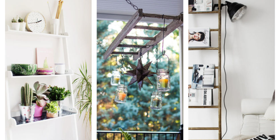 Outdoor styling ideas - Magazine cover