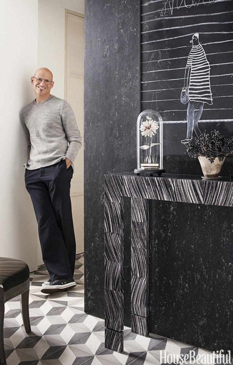 David Stark Entryway - Foyer Designer Ideas
