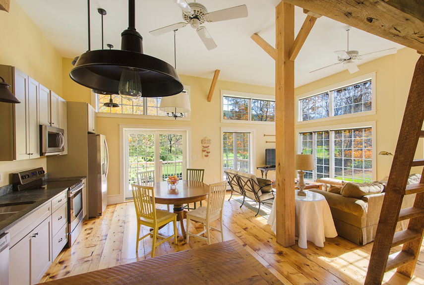 Homeaway Converted Barns Country Vacation Ideas