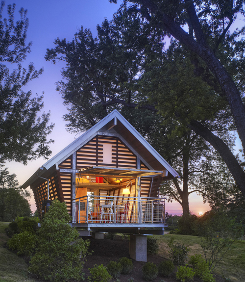 22 Beautiful Wood Cabins And Small House Designs For Diy: Design Ideas For Small Homes