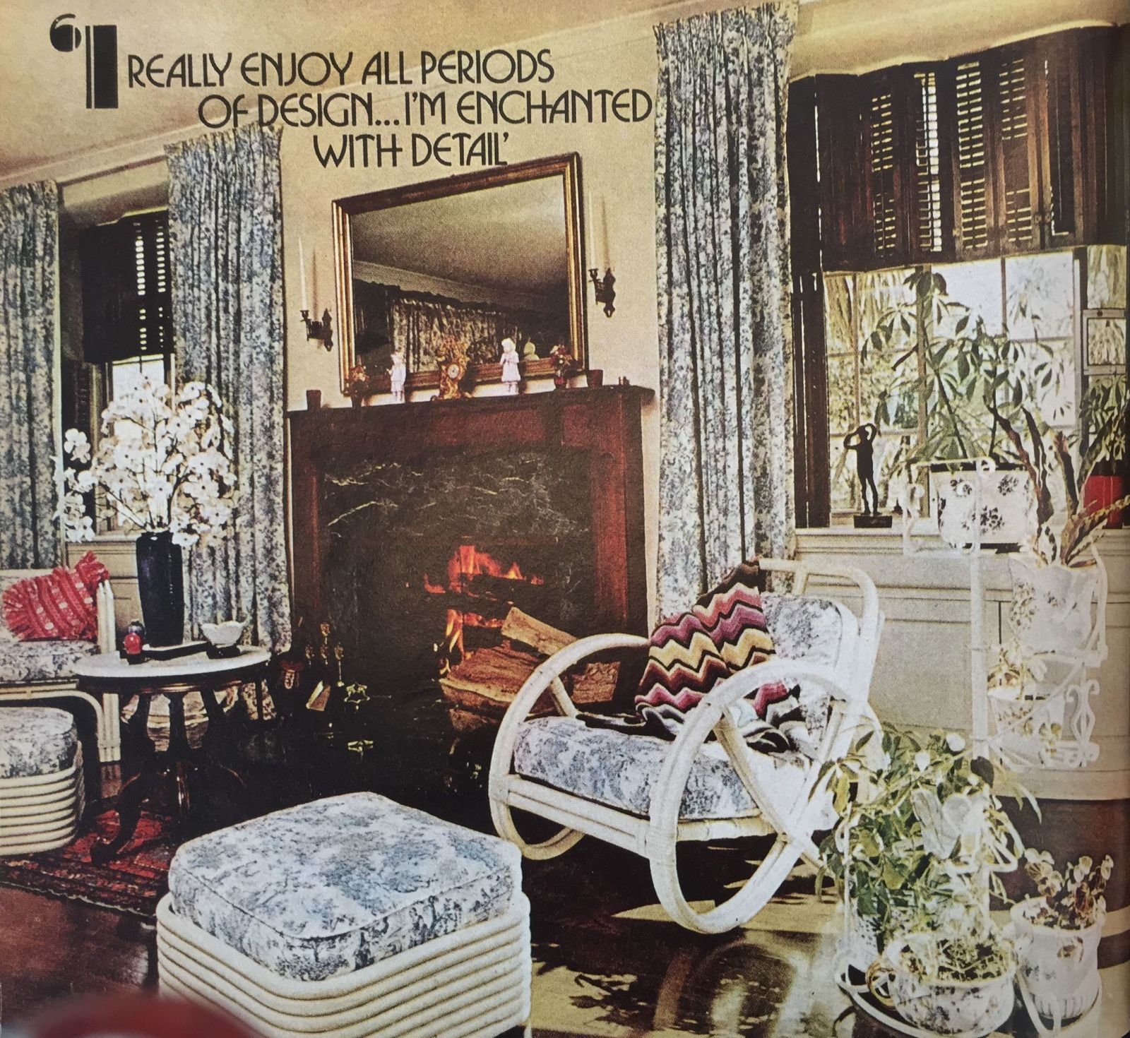 Victorian Bedroom Wallpaper