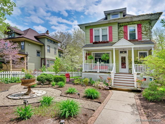 this victorian home is a rainbow of happy hues - Victorian Home