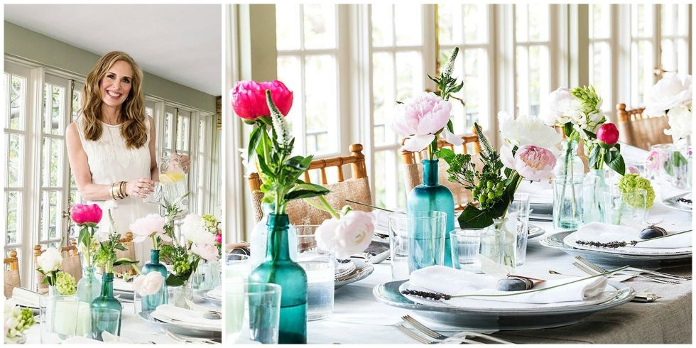 Entertaining Ideas entertaining ideas - susan feldman's easy, elegant table setting