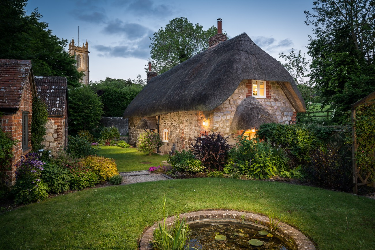 Beautiful Cottage For Holidays: Inside The 'Faerie Door' In